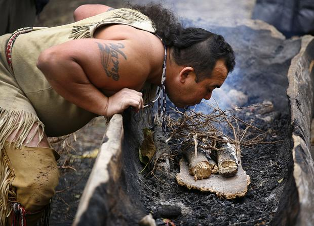 Life As 1600 S Wampanoag Indian Sustainable Dish