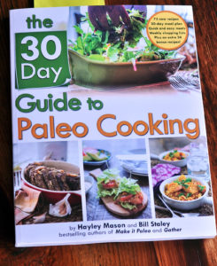 30 day paleo book