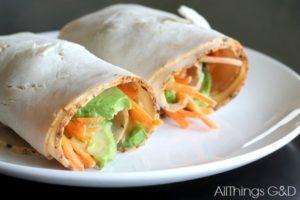Paleo-Turkey-Avocado-Wraps
